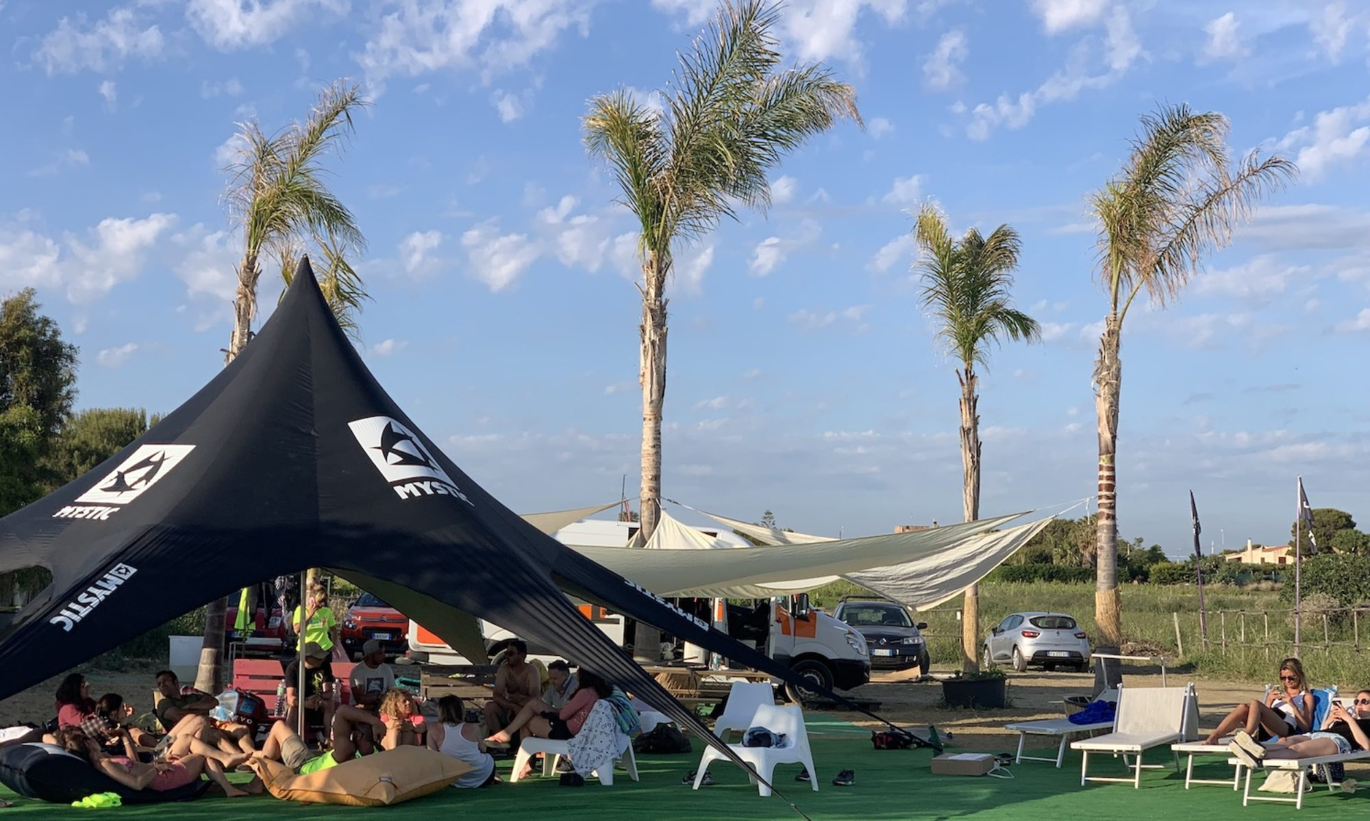 Sicily Kiteboarding - International Kitesurf Center